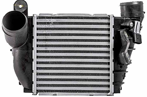 BEHR HELLA SERVICE 8ML 376 700-704  Intercooler Hella KGaA Hueck & Co. 376700704