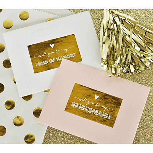 Will you be my...? Labels (set of 9 labels) by E&B