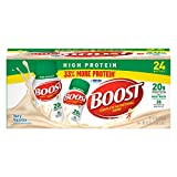 Boost High Protein Vanilla Nutritional Energy Drink Bottles - 237ml (24-pk.)