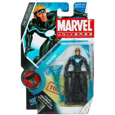 - Marvel Universe Series 2 Action Figure #18 Havok 3.75 Inch