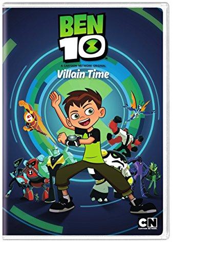 DVD : Ben 10: Villain Time - Season 1 (Amaray Case)