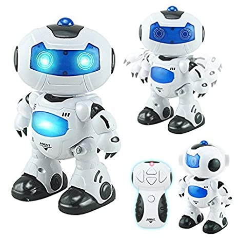 Buy Toyshine Agent Bingo Remote Control Robot Toy Online At Low Prices In India Amazon In