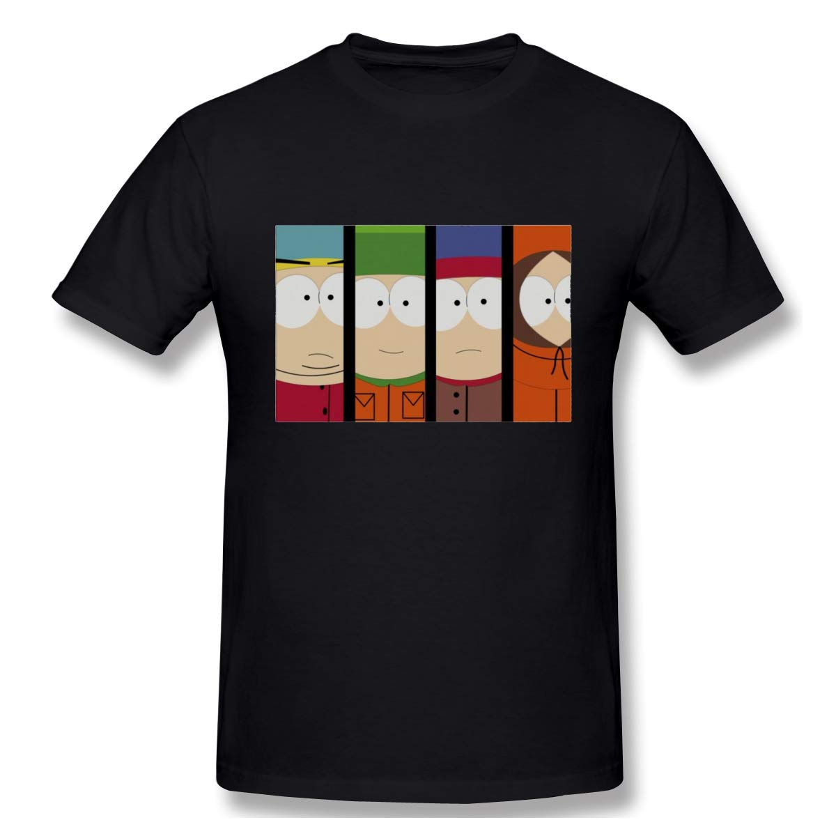Gallagher South Park Casual T Shirt Short Sleeve Tee For
