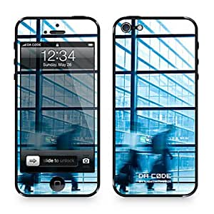 """RC - Da Code Skin for iPhone 4/4S: """"Commuters"""" (City Series)"""