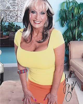 Sally DAngelo Signed 8x10 Photo w/COA XXX Porn Star Adult