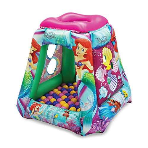 Little Mermaid 2 Pearls of the Sea Playland Play Tent, Children Play Tent