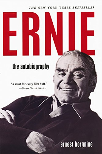 Ernie: The Autobiography cover