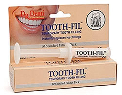 Nutfräse Zahn-fil Temporär Zahn-Füllung by Tooth-fil