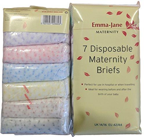 Emma Jane Maternity Support Briefs 14//16