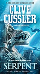 The author of sixteen consecutive New York Times bestsellers unleashes a hero for the next millennium in an electrifying new series of unrelenting action and edge-of-your-seat thrills. Clive Cussler introduces us to Kurt Austin, the courageou...