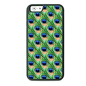 Case Fun Case Fun Peacock TPU Rubber Back Case Cover for Apple iPhone 6 4.7 inch
