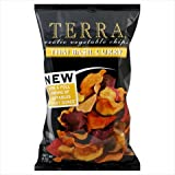 Terra Chips Chip Exot Curry Thai Bsl, 5 Oz, Pack Of 12