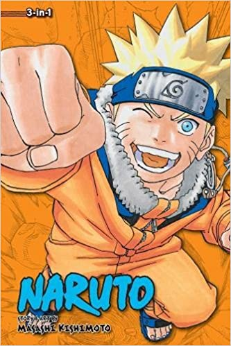 NARUTO 3IN1 TP VOL 07 C: 1-0-0 Naruto 3-in-1 Edition: Amazon ...