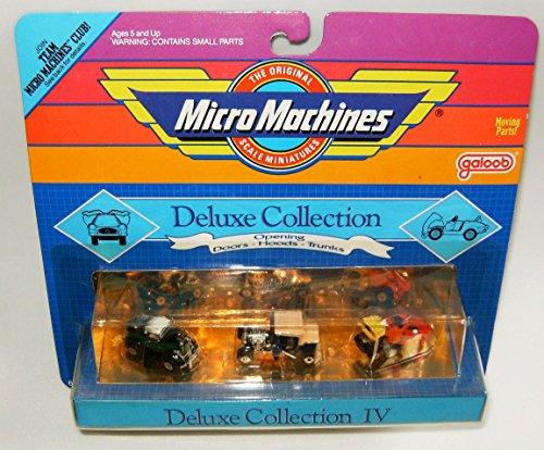 Micro Machines Deluxe IV - Ferarri Yellow