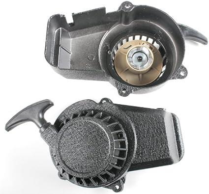 Pull Starter Rope For Pocket Bike 49cc Dirtbike Mini Atv Quad Aluminium Sport Freizeit