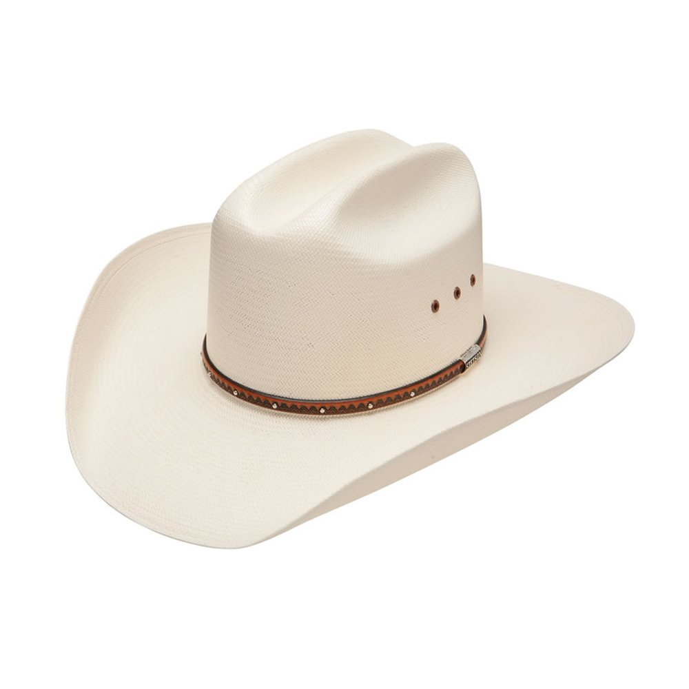 Stetson Men's Haywood 10X Staw Hat Natural 7 1/4
