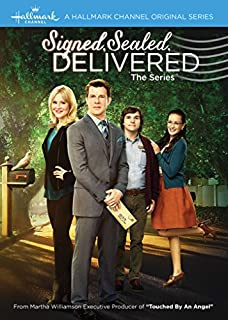 Signed, Sealed, Delivered: The Complete Series (Hallmark) (B00S4YGWAQ) | Amazon Products