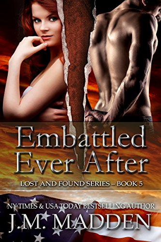 Embattled Ever After (Lost And Found Book 5) by [Madden, J.M.]