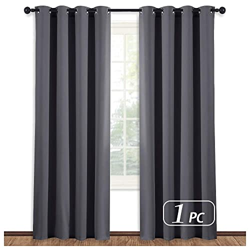 curtains over blinds roman nicetown blackout blind curtain window treatment graygrey color thermal insulated drape curtains and blinds amazoncom