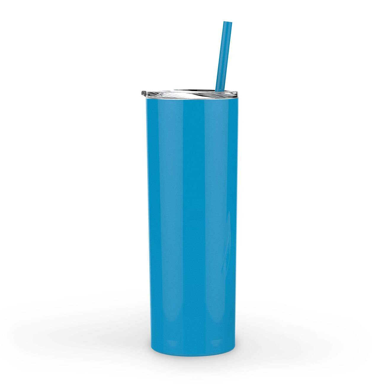 Maars Skinny Steel Stainless Steel Tumbler, 20 oz | Double Wall Vacuum Insulated (Aqua)