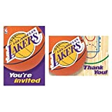 """""""Los Angeles Lakers NBA Collection"""" Party"""