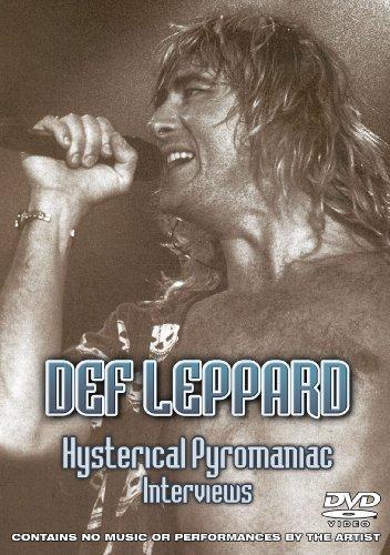Def Leppard - Hysterical Pyromaniac Unauthorized