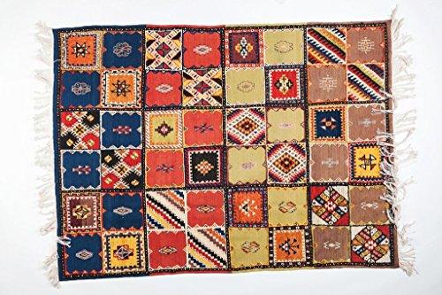Moroccan Large Berber Rug - 6.67