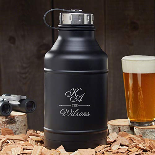 Sheridan Personalized Double Walled Beer Growler (Custom Product)
