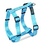 Easy Walking Harness No Jump No Pull Dog Halter Harnesses for Large/Medium/Small Dogs By Dazzber