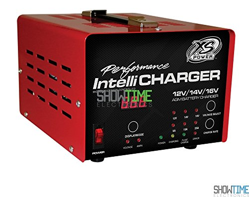 XS Power 1005 12/16V Battery IntelliCharger