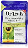 Dr Teal's Ultra Moisturizing Mineral Soak Super Moisturizer with Avocado Oil, 3 Pound