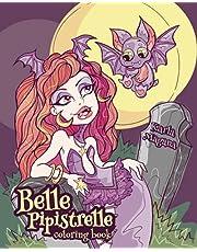 Belle Pipistrelle Coloring Book