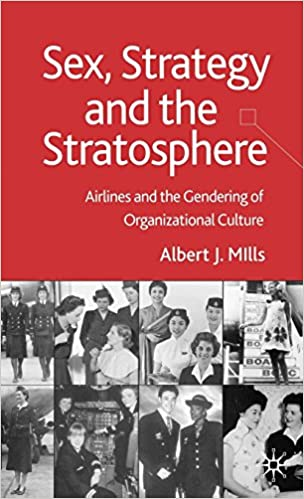 Airline culture gendering organizational sex strategy stratosphere