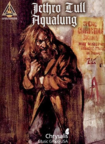 (Jethro Tull - Aqualung (Guitar Recorded Versions))