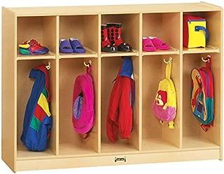 product image for Jonti-Craft 2684JC Toddler 5 Section Coat Locker