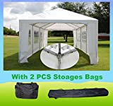 DELTA Canopies WDMT1230-12'x30′ Wedding Party Tent with Metal Connectors For Sale