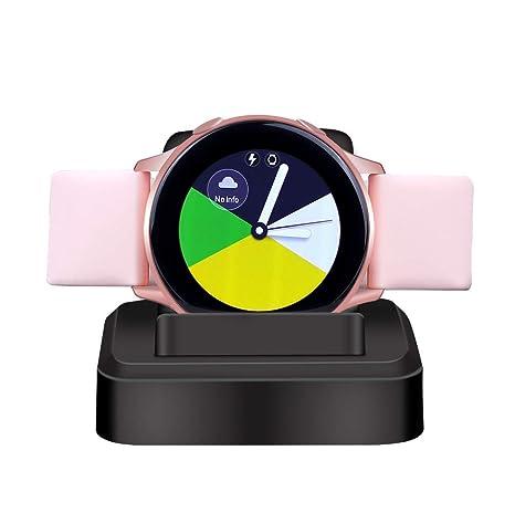 Amazon.com: Cargador de repuesto para Samsung Galaxy Watch ...