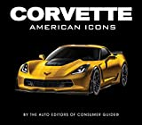 img - for Corvette - American Icons book / textbook / text book