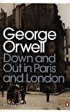 Front cover for the book Down and Out in Paris and London by George Orwell