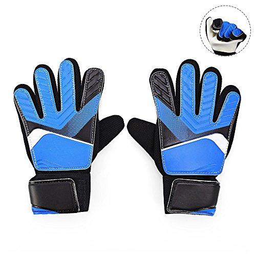 Pingenaneer Kids Teens Football Soccer Goalkeeper Gloves, Goalie Training...
