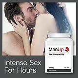 Best Men Sex Pills - MAN UP SEX STAMINA PILL CAPSULES PORN STAR Review