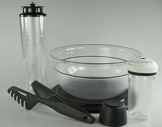 TUPPERWARE Set (4) de mesa perla 6,0 L Schüssel + 1,6 L bote para ...