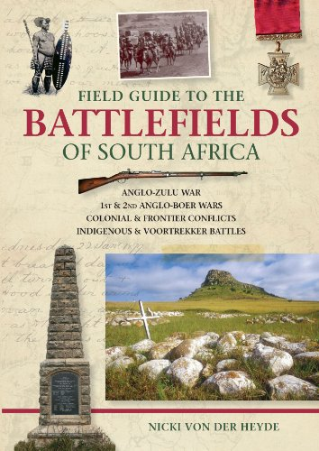 Field Guide to the Battlefields of South - Africa Site South