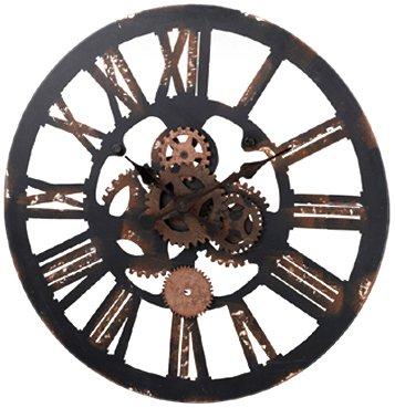 Horloge Engrenage Apparent