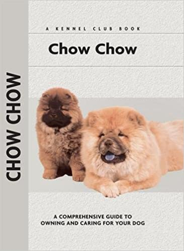 Buy Chow Chow Kennel Club Book Online At Low Prices In India