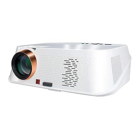 DHINGM Práctico proyector de Alta definición 1080P, 8200 S 200 ...