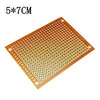 10pcs Soldadura Terminado PCB Prototipo Para Placas Circuito