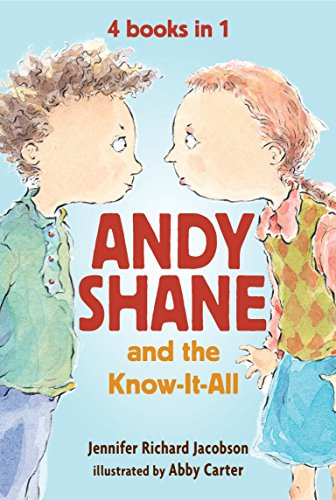 (Andy Shane and the Know-It-All: 4 books in)