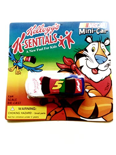 Terry Kelloggs - Kellogg's Racing Mini-Car Die Cast Collectible Terry Labonte