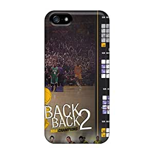 New Cute Funny Lakers 10 11 Case Cover/ Iphone 5/5s Case Cover